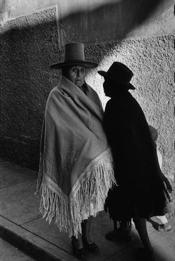 Larrain-Bolivie-Potisie-1957